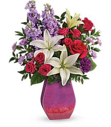 Regal Blossoms Bouquet
