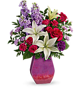 Regal Blossoms Bouquet Anniversary, Just Because
