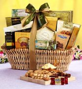 Regal Oaks Gift Basket Gourmet Basket