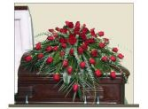 Regal Rose Casket Spray $250.95, $350.95, $450.95