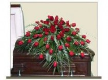 Regal Rose Casket Spray