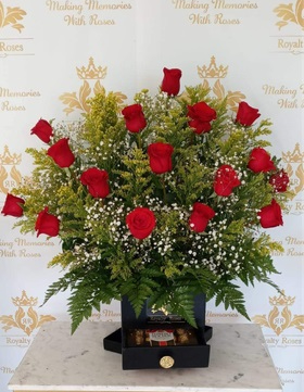 Regal Roses Box