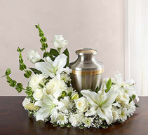 Regal Simplicity Urn Surround Spray Urn Spray