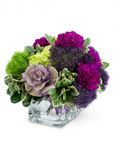 Reign Supreme Flower Arrangement