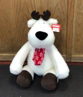 "15"" Reindeer Stuffed Animal"