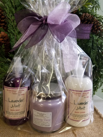 Relaxation Lavender Gift Set