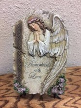 Remembered With Love Keepsake Stone