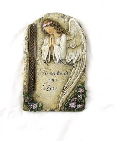 Remembered With Love Plaque