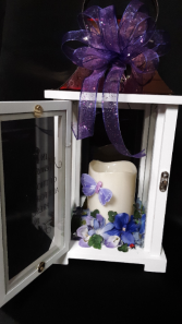 Remembering My Friend memorial lantern