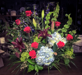 Deluxe Remembrance Flowers