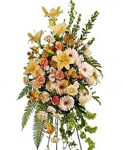 Funeral Flowers Fond Memories