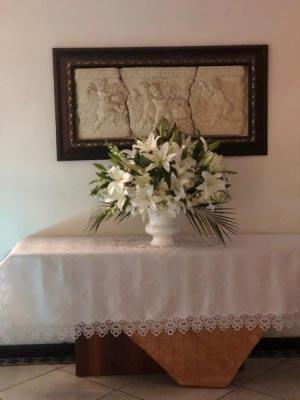 Remembrance Sympathy Arrangement in Miami, FL | FLOWERTOPIA