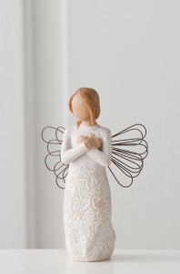 Willow Tree - Remembrance Angel Figurine
