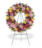 Respectful  Wreath FSN-7