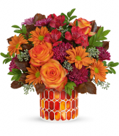 Resplendent Fall Bouquet