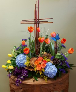 Resurrection  Sympathy Arrangement