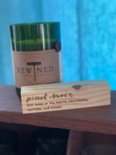 REWINED candle pinot noir