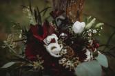 Rich & Clean  Bridesmaid bouquet