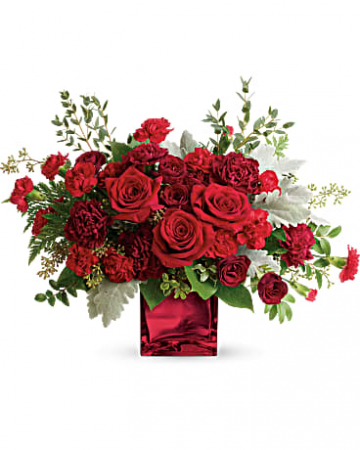 Rich in Love Bouquet Valentine's Day