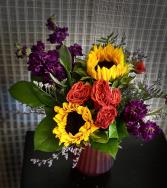 rich jewels  Vase Arrangement