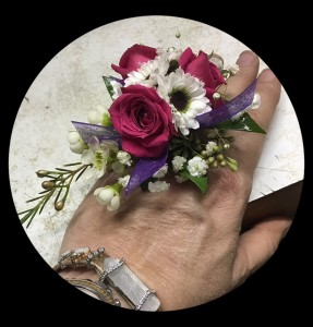 Ring Corsage 1 Special occasion  in Archer City, TX | MillWright Marketplace & Flowers