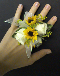 Ring Corsage Prom Corsage