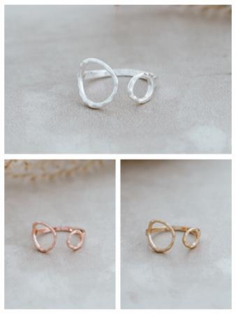 Faith Ring  Glee Jewelry