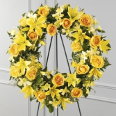 Ring of Friendship Wreath SYMPATHY