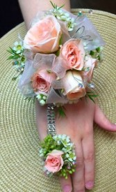 Ring/ Wrist Corsage T&V Original