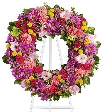 Funeral Flowers Heartfelt Tribute