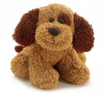 Ringo Puppy Plush