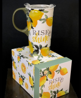 Rise and Shine Travel mug