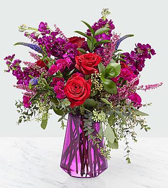 Roam Free Bouquet vase bouquet