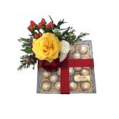 Rocher Gift Chocolate Gift