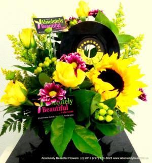 Rock 'n' Roll! Celebration! Exclusive Absolutely Beautiful Flowers in Saint Petersburg, FL   ABSOLUTELY BEAUTIFUL FLOWERS