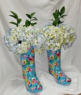 Roma Hydrangea Fresh Floral Design