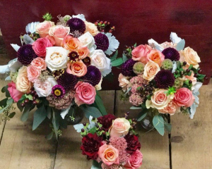 Romance and Elegance  in Newport, ME | Blooming Barn Florist Gifts & Home Decor
