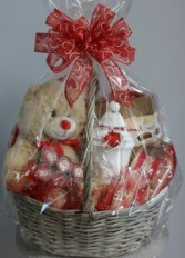 Romance and Relaxation  Gift Basket