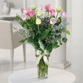 Romance   Assorted Dozen Roses