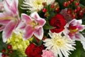 Romance Cut Flower Bouquet Cut Flowers,no vase