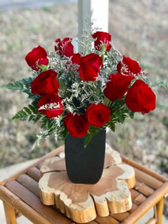 Romance Dozen Arrangement