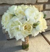 Romance & Elegance Bridal Bouquet