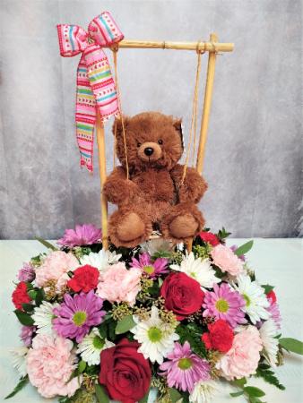 Romance fresh arrangement