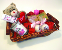 Romance Gift Basket