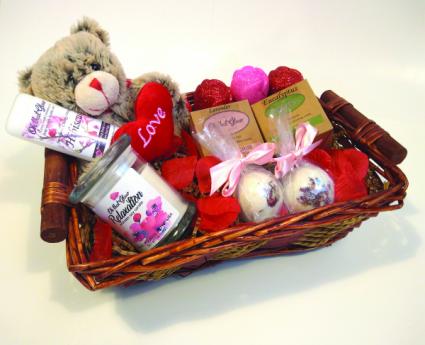 Romance Gift Basket In Sarasota Fl Suncoast Florist