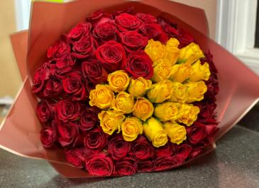 Romance Hand bouquet