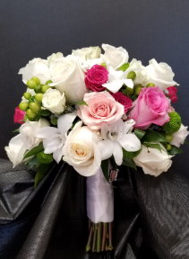 Romance in Bloom Bridal Bouquets