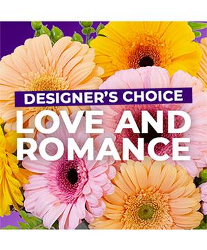 Romance & Love Florals Designer's Choice in Medfield, MA | Lovell's Florist, Greenhouse & Nursery