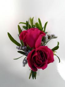 Romance Prom Boutonniere