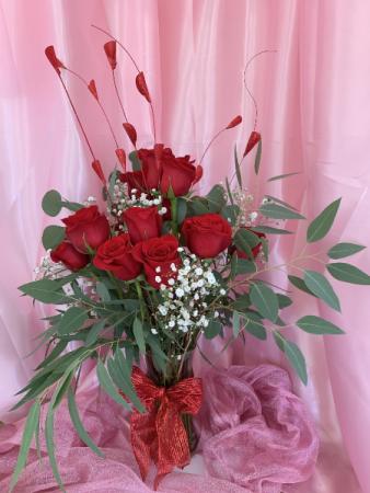 Romance Roses Designer Choice Dozen Roses Designer choice